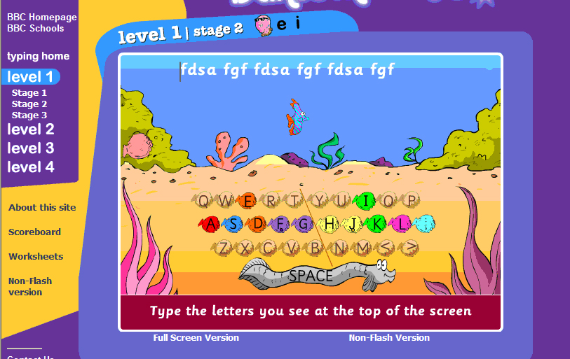 Typing Games - Typing.com